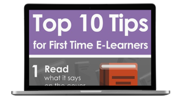 10 tips for first time eLearners