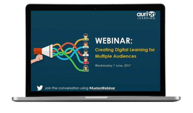 Creating Digital Learning for Multiple Audiences