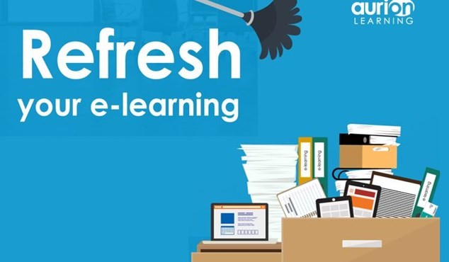Is your eLearning in need of a refresh?