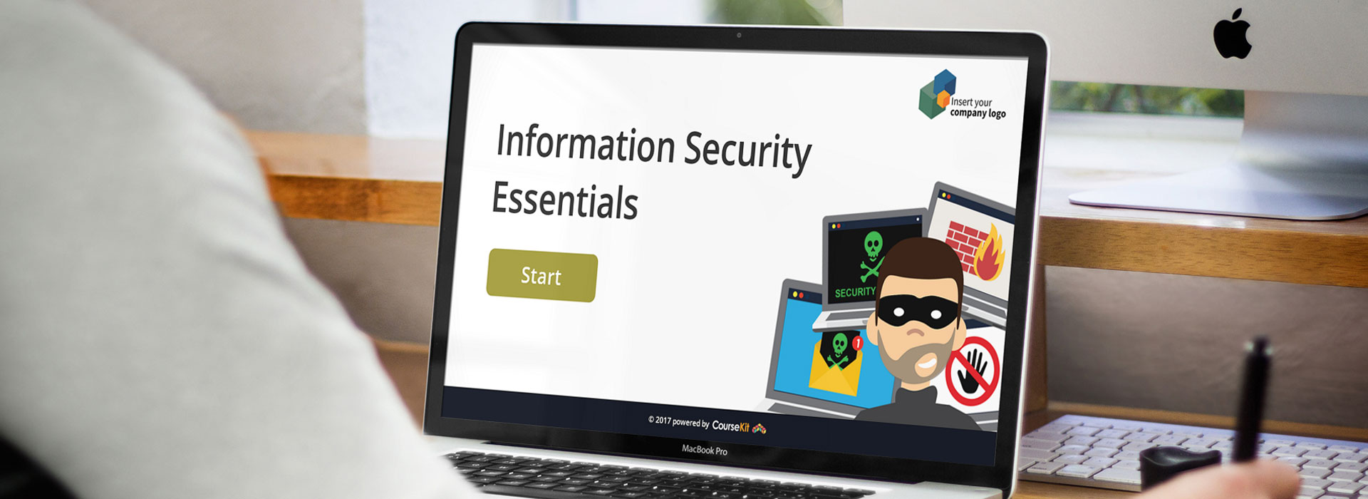 information-security website banner