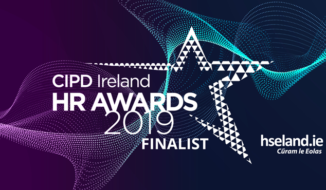 HSELanD Contends for Use of Technology in HR and People Management at CIPD Ireland Awards