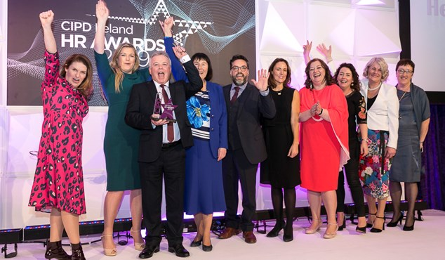Learning Excellence for HSeLanD Highlighted at CIPD HR Awards